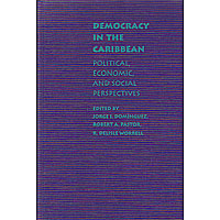 Cover of Democracy In The Caribbean