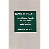 Cover of Peace by Pieces book